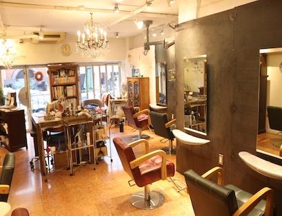 Hair salon 712
